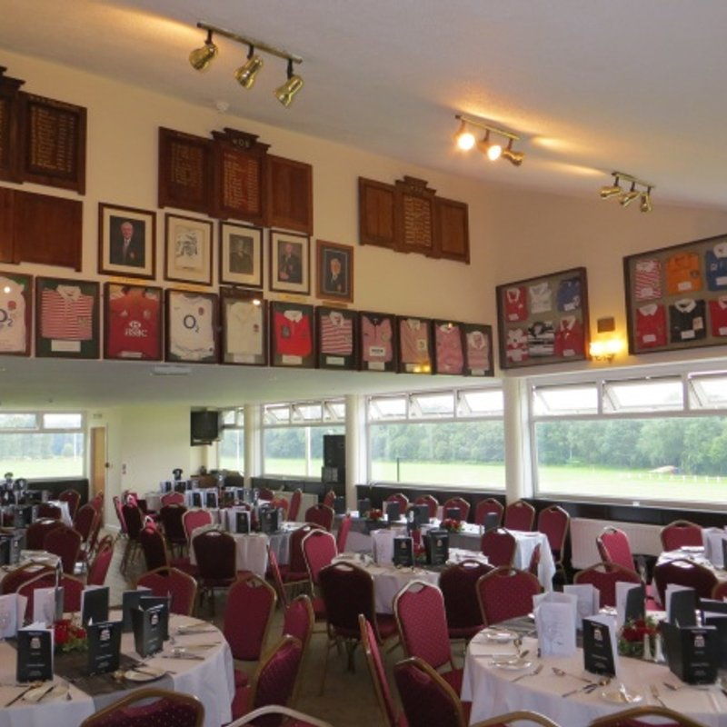 Wigan v Orrell pre-match lunch