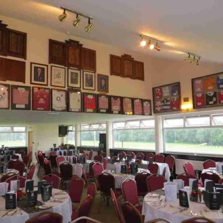Wigan v Widnes - pre-match lunch
