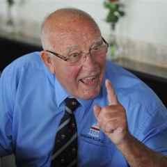 Gordon Unsworth RIP