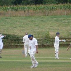 Hursley Park IV vs Trojans III 24/8/13