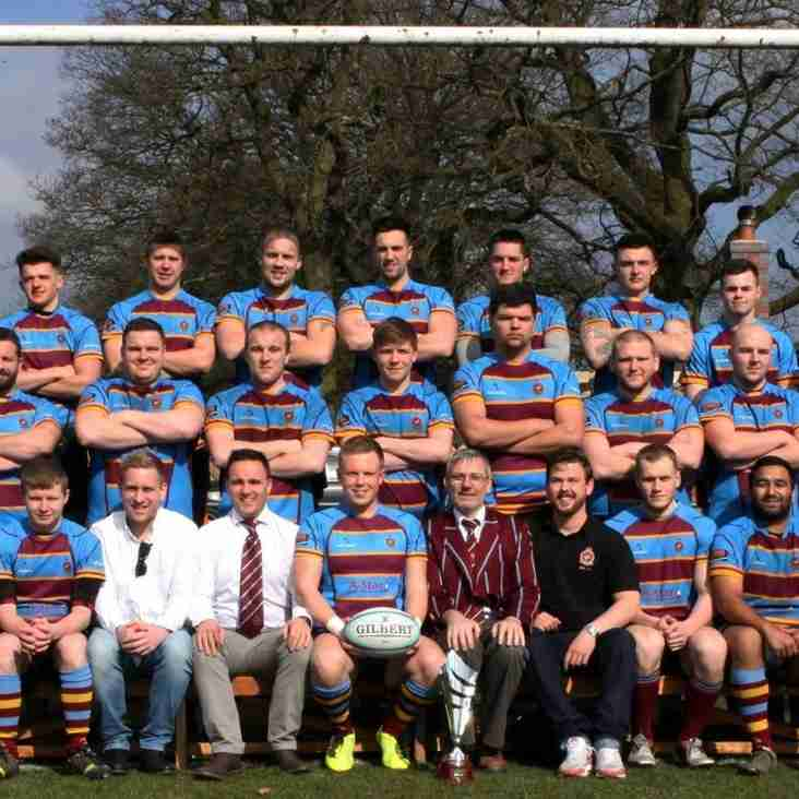 Camp Hill 2nd XV v Luctonians 3's – Match Report