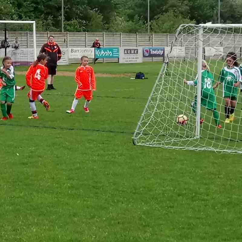 U9s BGFL Cup Final 20/05/17 Part 1