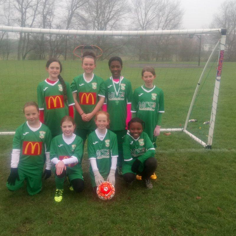 Reading Sister Club Tournament vs. Aylesbury United Ladies & Girls FC