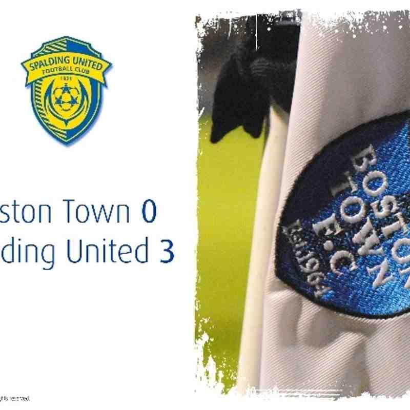 2013/14 : Boston Town v SUFC (13.0713)