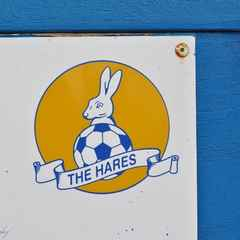 Hares lose to Deeping