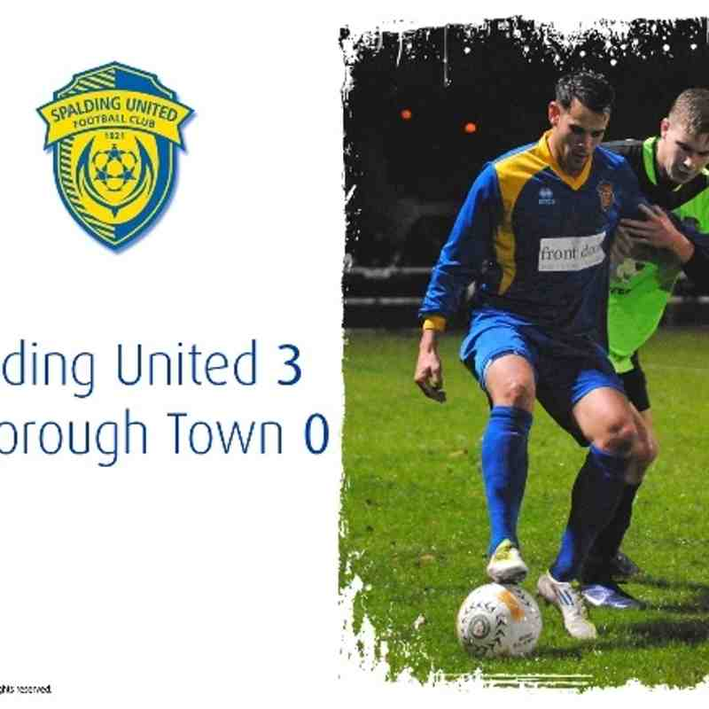 2013/14 : SUFC v Desborough Town (17.09.13)