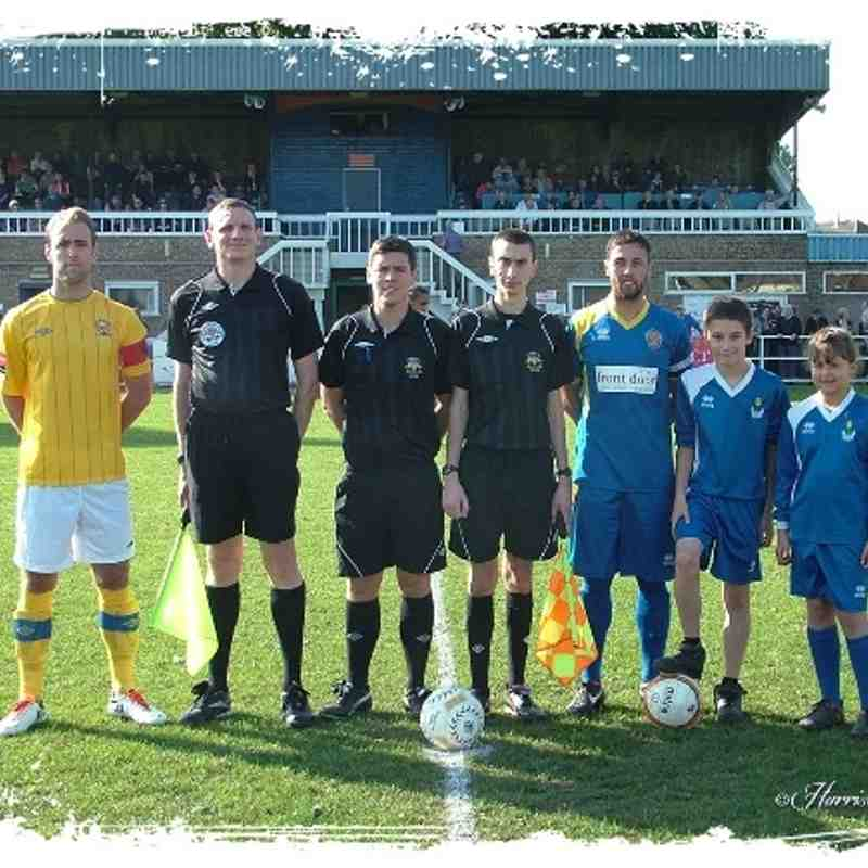 2013/14 : SUFC v AFC Hornchurch (28.09.13)