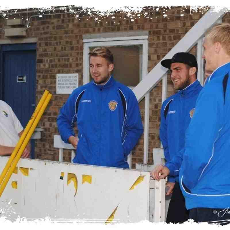 2013/14 : SUFC v Wisbech Town (01.10.13)