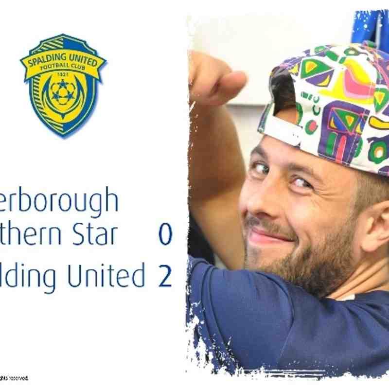 2013/14 : Peterborough Northern Star v SUFC (12.10.13)