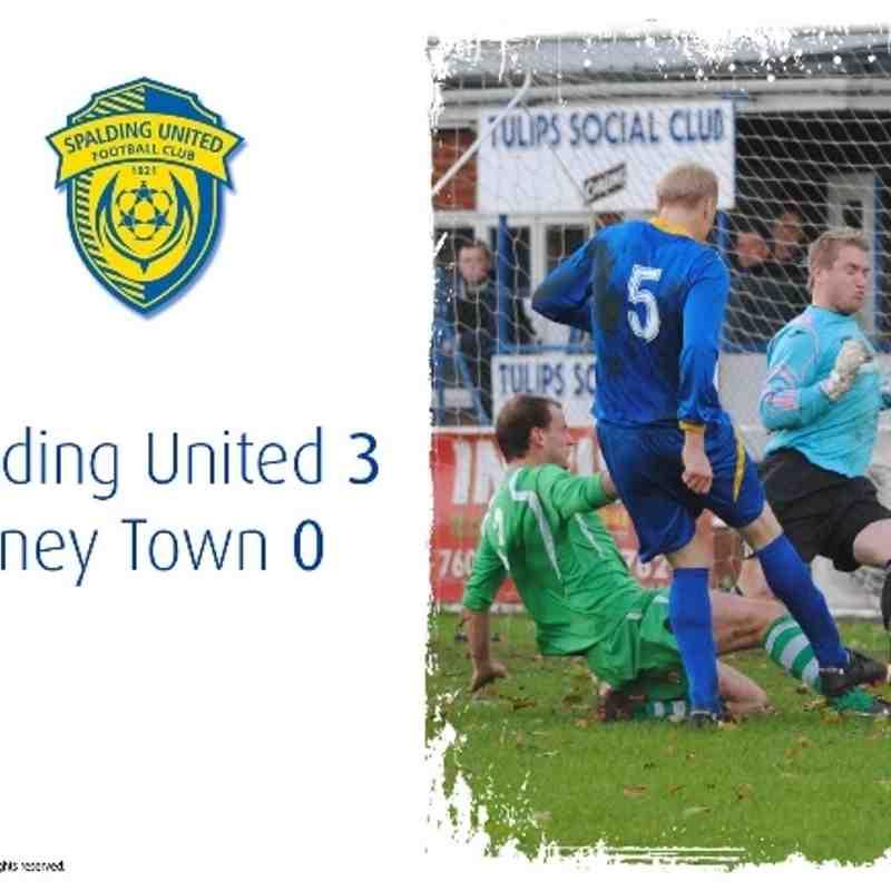 2013/14 : SUFC v Olney Town (19.10.13)