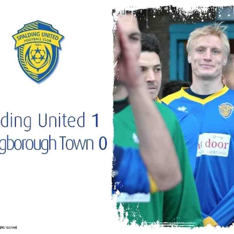 2013/14 : SUFC v Wellingborough Town (30.11.13)