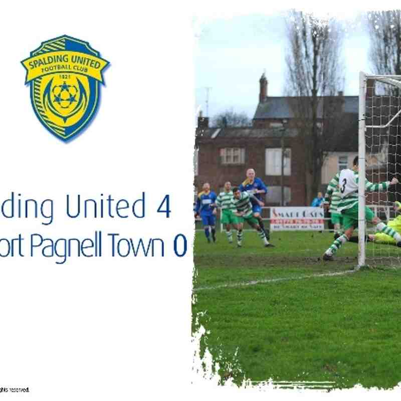 2013/14 : SUFC v Newport Pagnell Town (21.12.13)