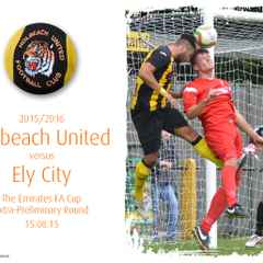 Photos: Tigers v Ely City