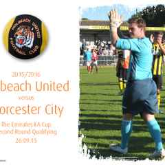 Photos: Tigers v Worcester City