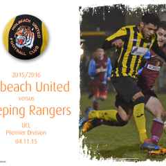 Photos: Tigers v Deeping Rangers