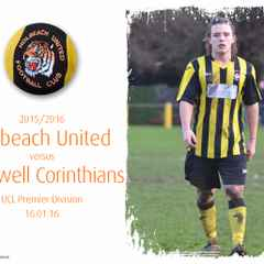 Photos: Tigers v Rothwell Corinthians