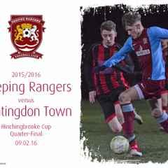 Photos: Rangers v Huntingdon Town