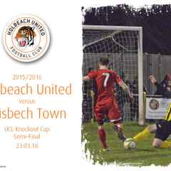 Photos: Tigers v Wisbech Town