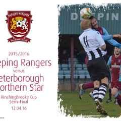 Photos: Rangers v Peterborough Northern Star
