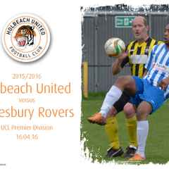 Photos: Tigers v Eynesbury Rovers