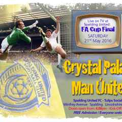 Join Us For The FA Cup Final This Saturday