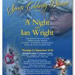 A Night With Ian Wright