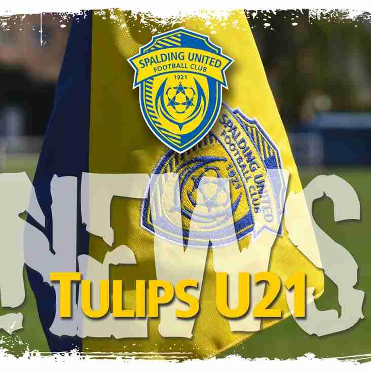 Tulips U21s Launch Crowdfunder Venture
