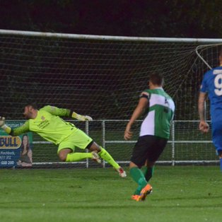 King Goal Proves Vital After Tulips Reduced to Nine