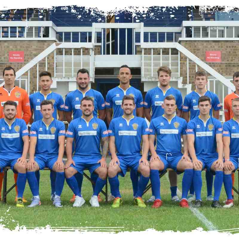 2018/19: Spalding United v Lincoln City (20.07.18)