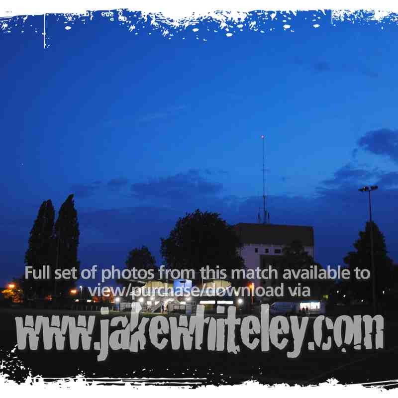 2018/19: Spalding United v Stamford AFC (26.07.18)