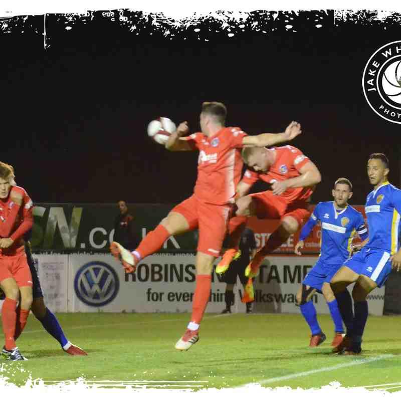 2018/19 : Stamford AFC v Spalding United (25.09.18)
