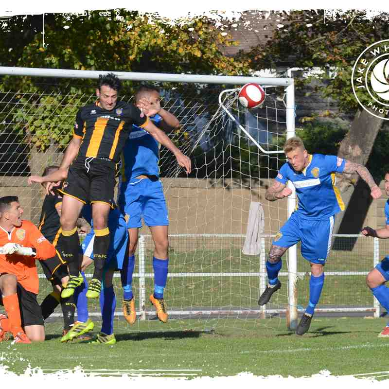 2018/19: Spalding United v Morpeth Town (29.09.18)