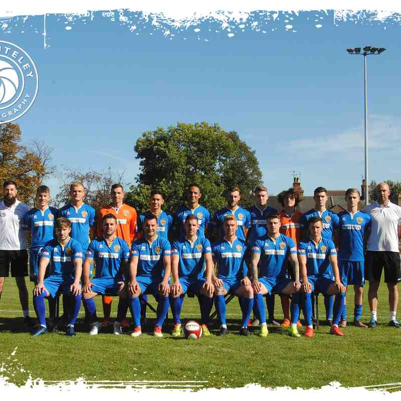 2018/19: Spalding United v Morpeth Town (29.09.18)