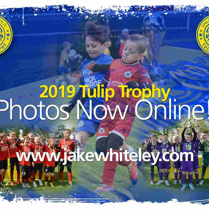 Tulip Trophy Photos Are Now Online
