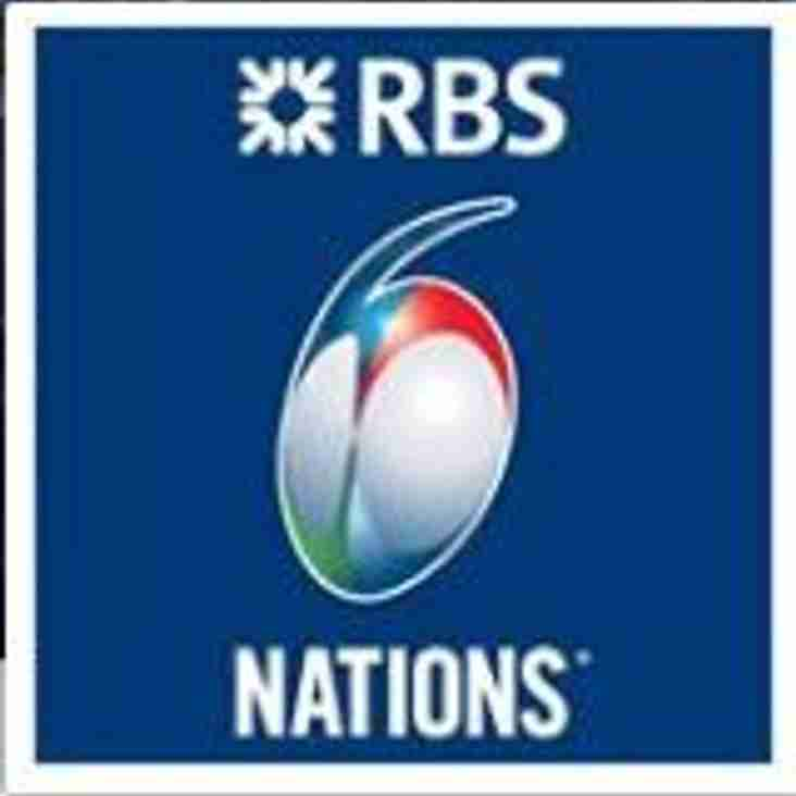 6-Nations 2018: Ticket Purchase Open to Club Members