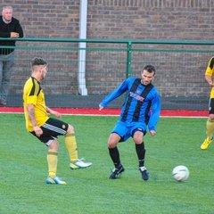 YWFC v Llanwern AFC