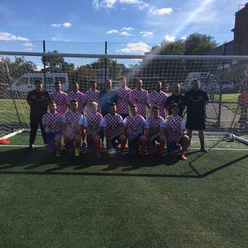 Ynysddu Welfare  beat Llanhilleth 0 - 11