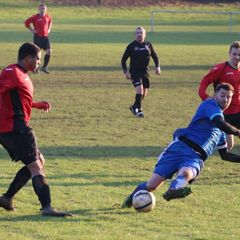 Mathern FC v YWFC