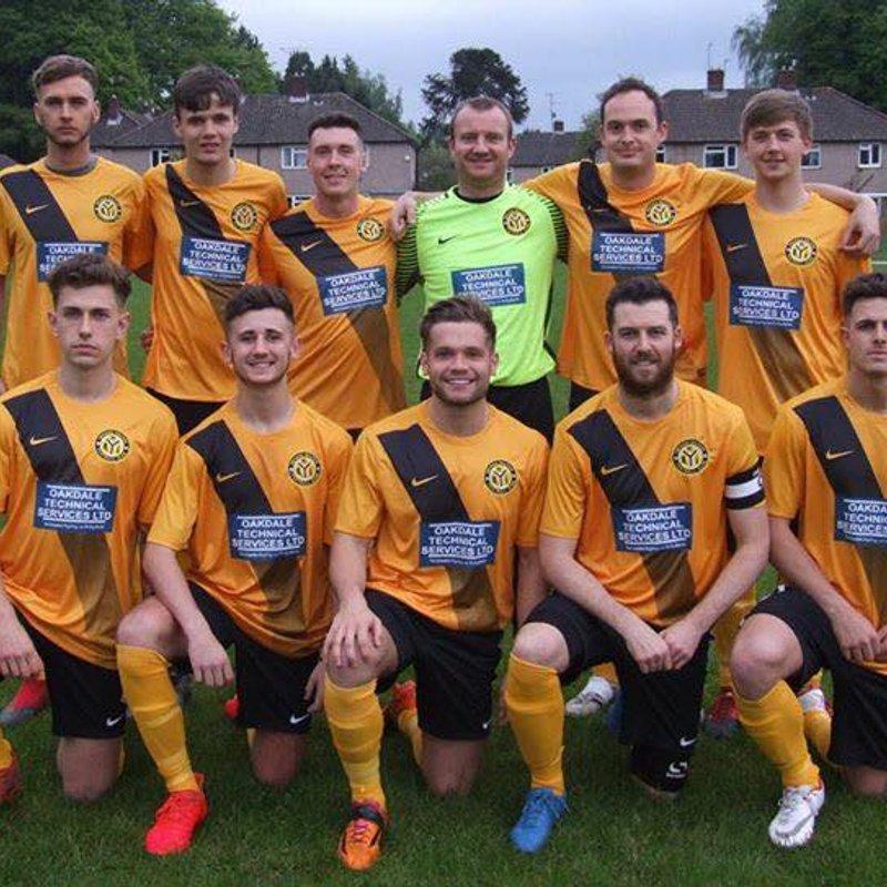 Ynysddu Welfare Football Club 0 - 0 New Inn AFC