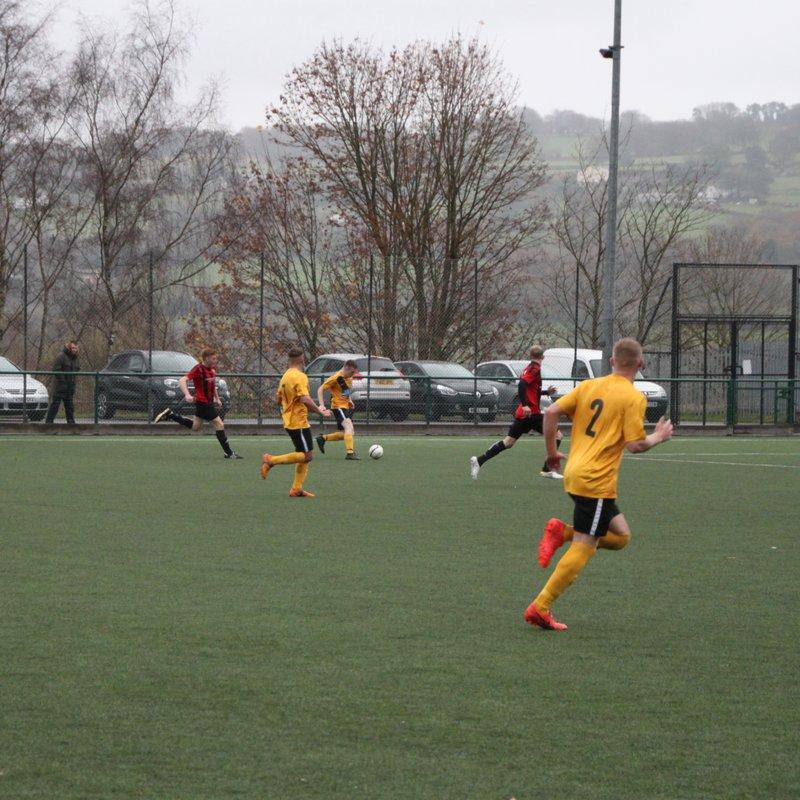 YWFC v Goodwick United