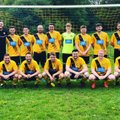 Ynysddu Welfare Football Club vs. Garnlydan