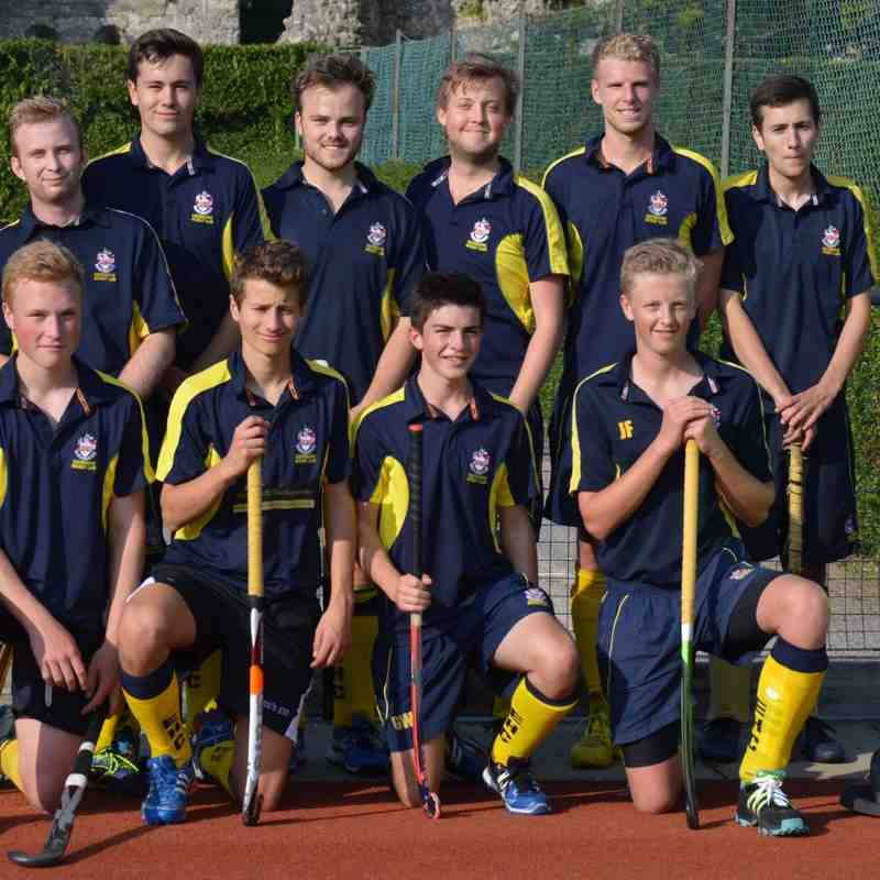 Men's 2s v Lewes 2s Oct 2015