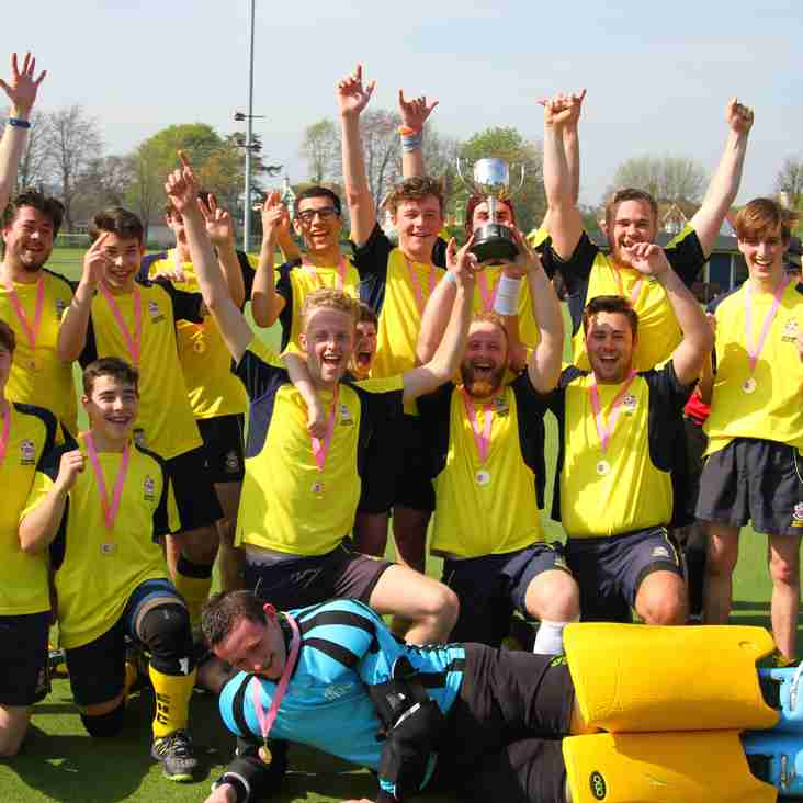 Eastbourne secure County U21 title - AGAIN!
