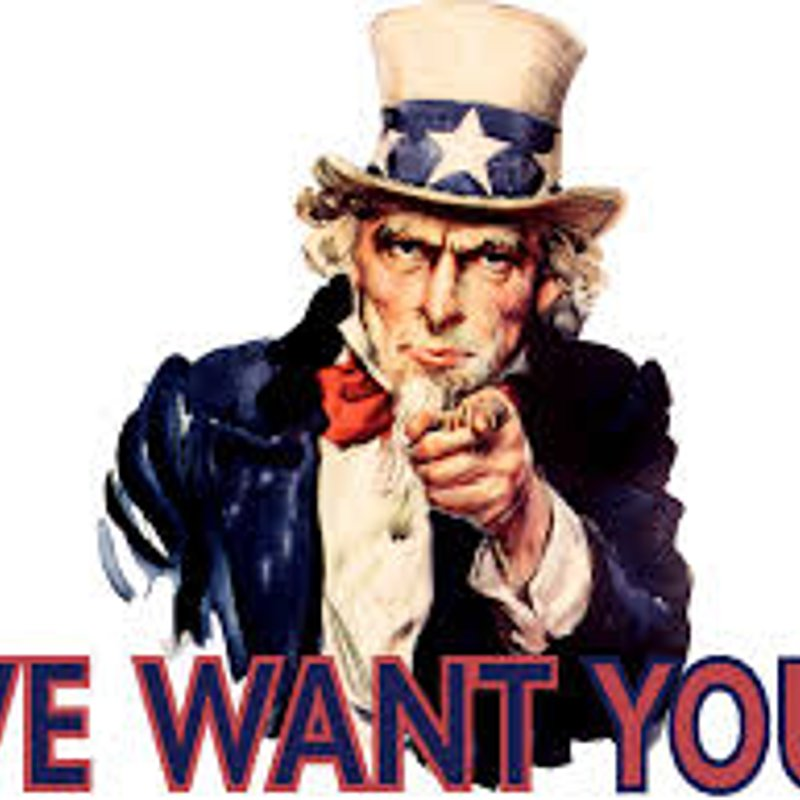 WE WANT YOUR OPINION
