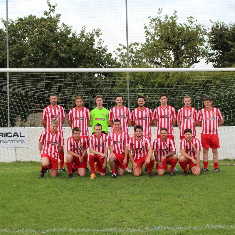 Reserves beat Crawley Down FC 1 - 2