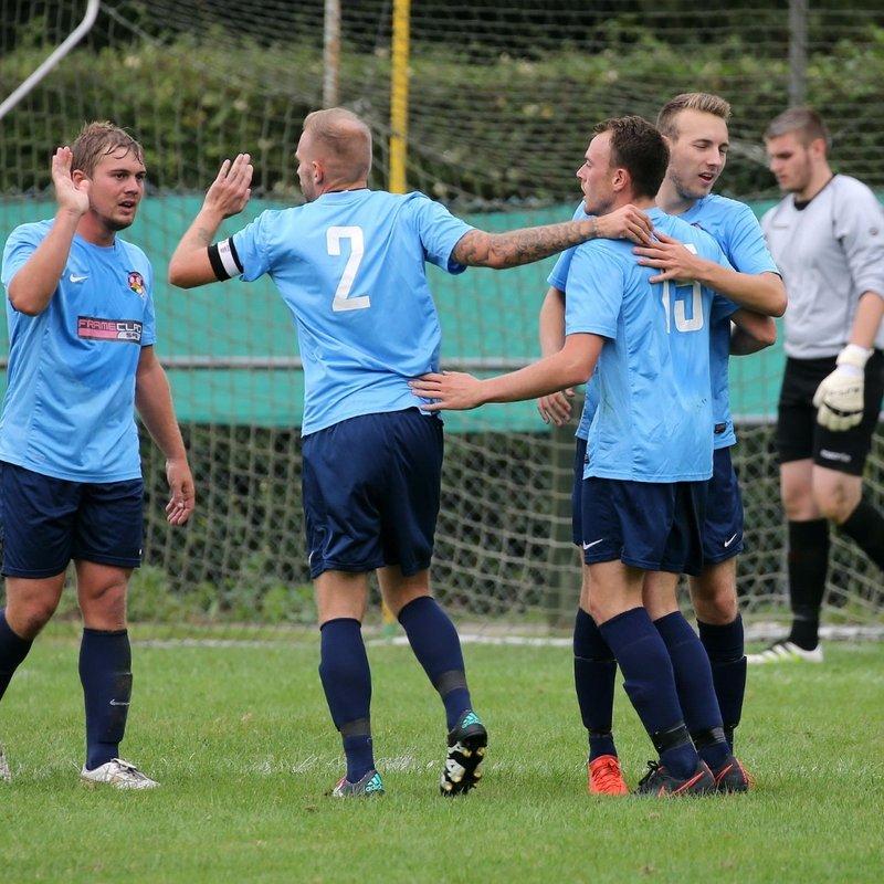Oakwood FC 2 Steyning Town FC 2