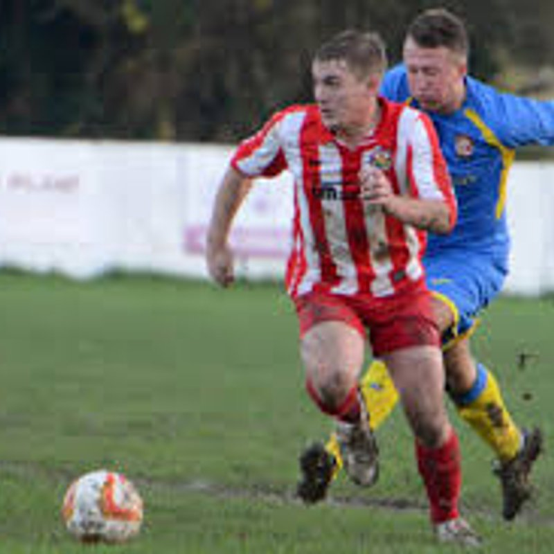 FA Cup - Worthing United 2 Steyning Town 4