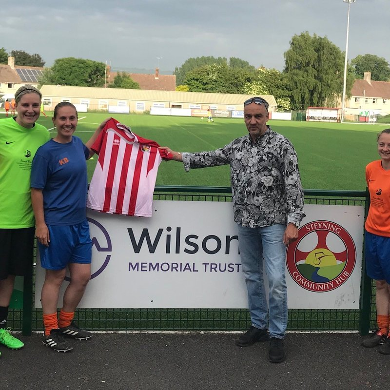 Womens football comes to Steyning Town Community FC