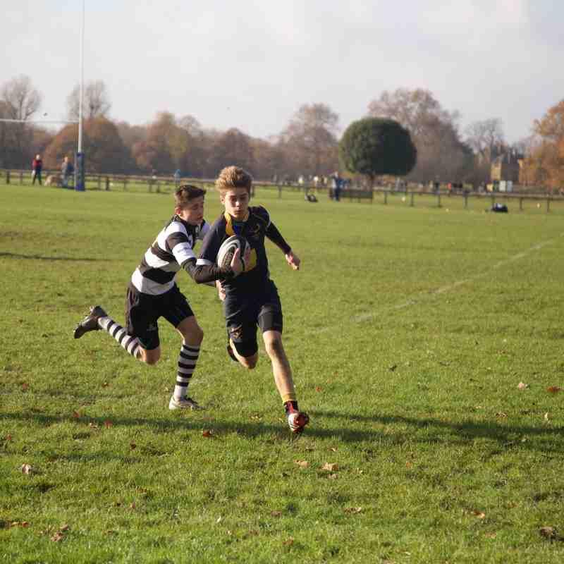 U15 v Farnham Nov 2014