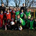 Walshaw Sports Club U14's Girls lose to Rossendale Utd 2 - 7